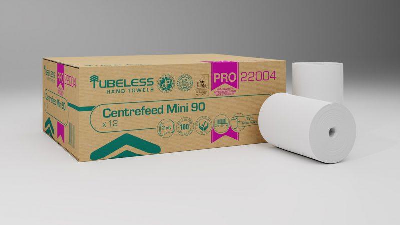 22004 Pro centrefeed mini 90