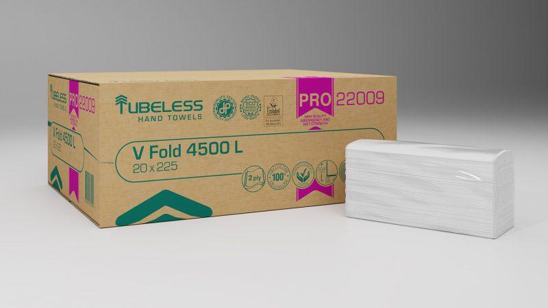 22009 Pro v fold 4500L