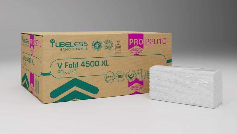 22010 Pro v fold 4500 XL