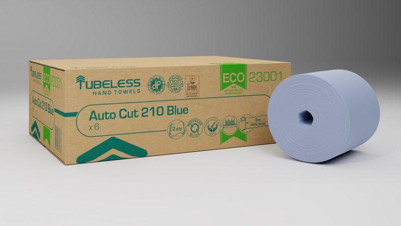23001 Eco Autocut 210 Blue
