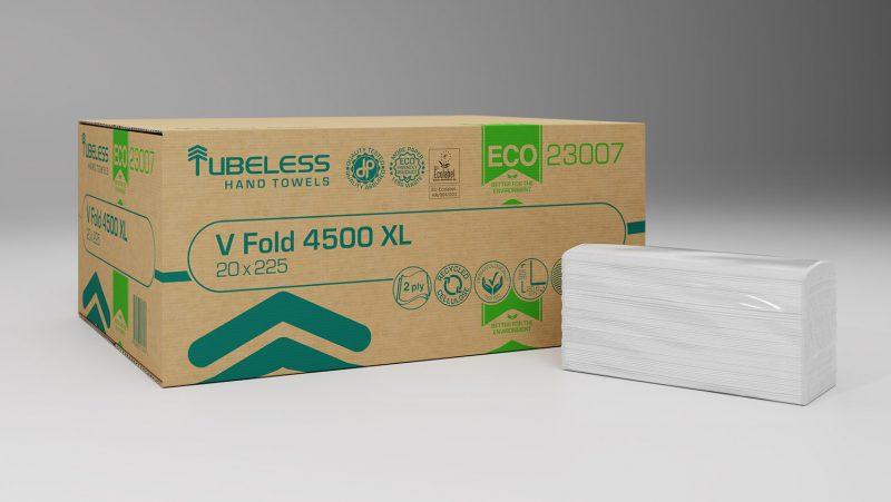 23007 Eco v fold 4500 XL