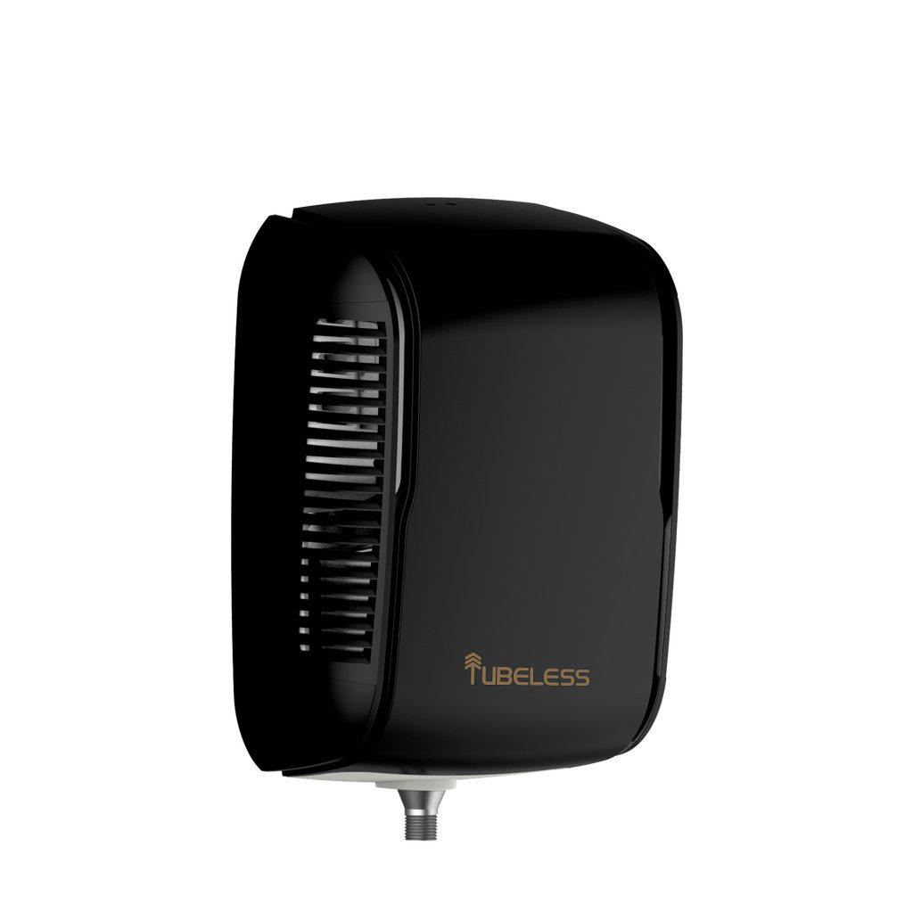 Tubeless Executive Black AutoClean Dispenser