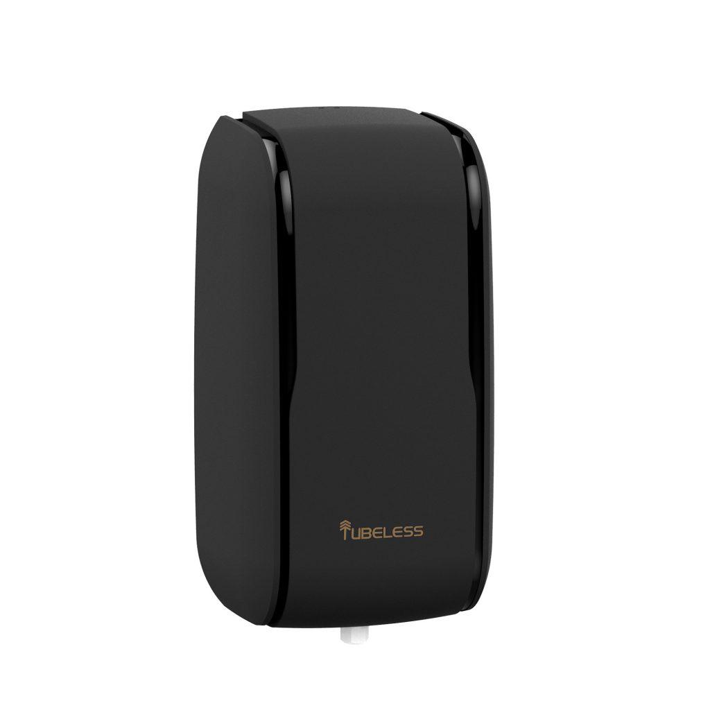 Tubeless Executive Black AutoSensor Soap Dispenser