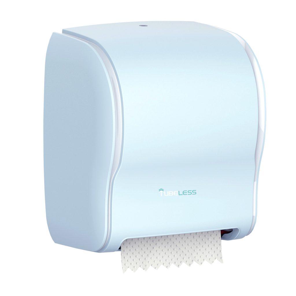 Tubeless AutoCut Roll Dispenser