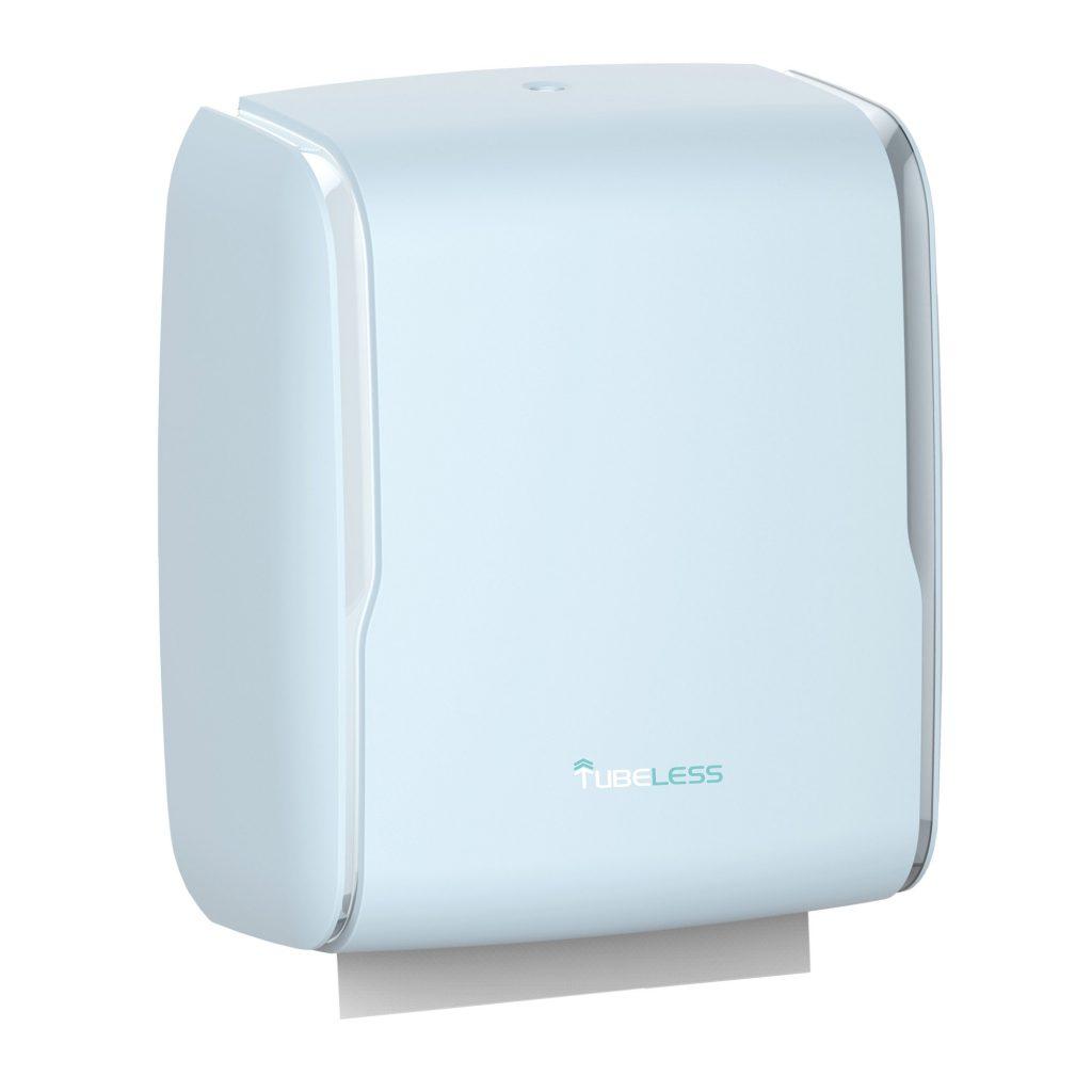 Tubeless V Fold Hand Towel Dispenser