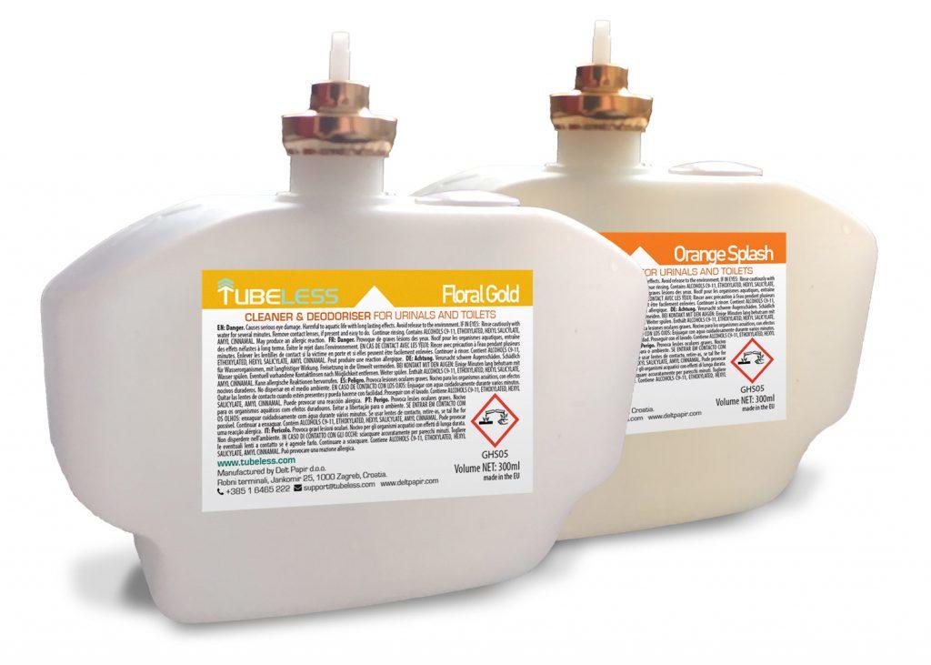 Tubeless Autoclean refills